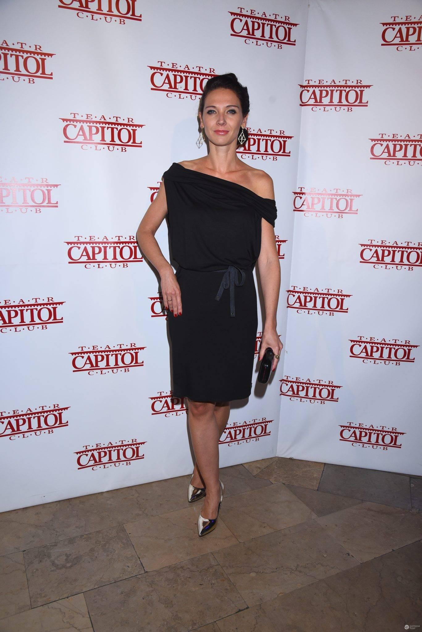 Angelika Piechowiak - premiera w Teatrze Capitol: Zdobyć, Utrzymać, Porzucić 2. Rozstania i Powroty