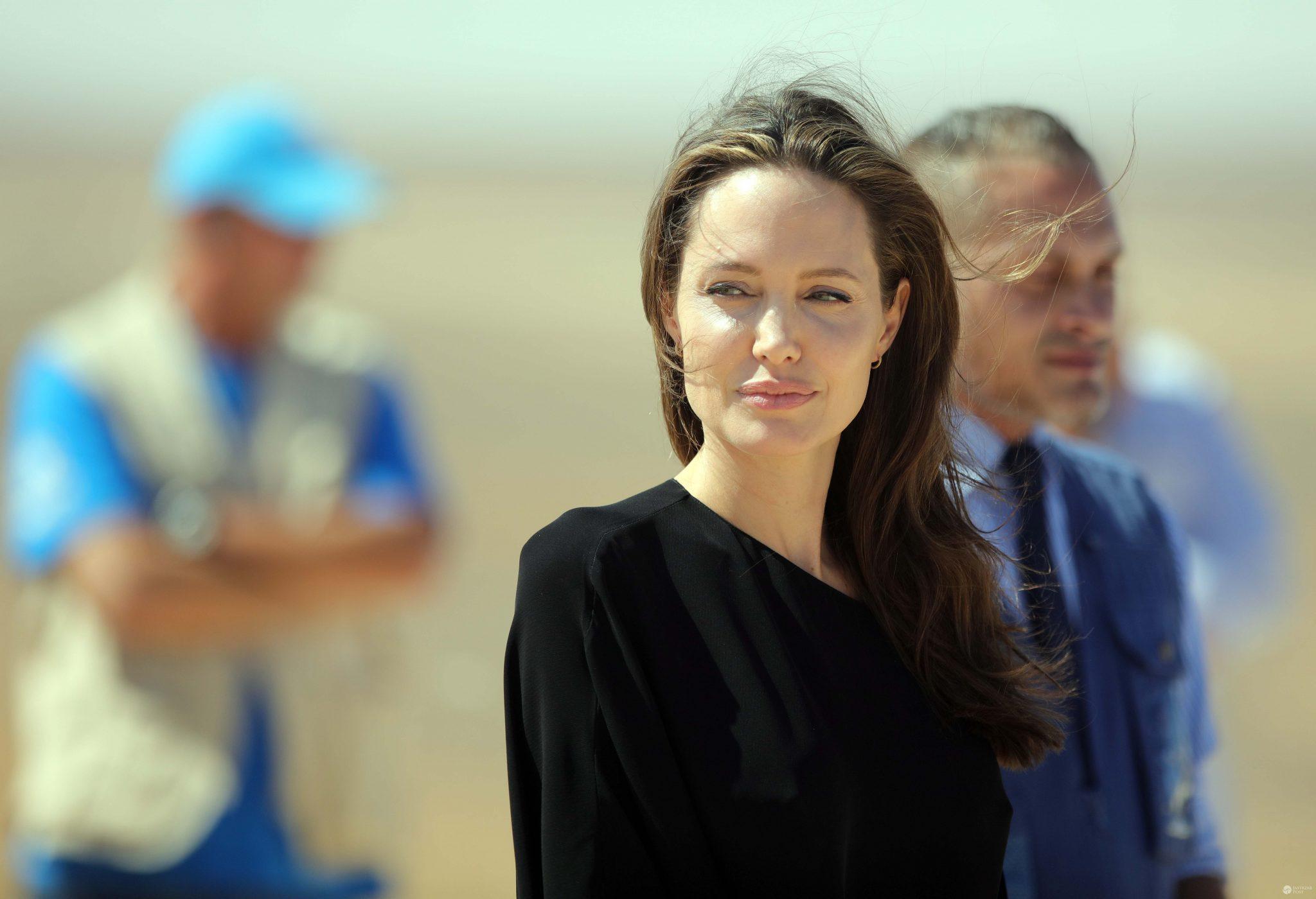 Angelina Jolie wyprowadzi się ze Stanów do Londynu?