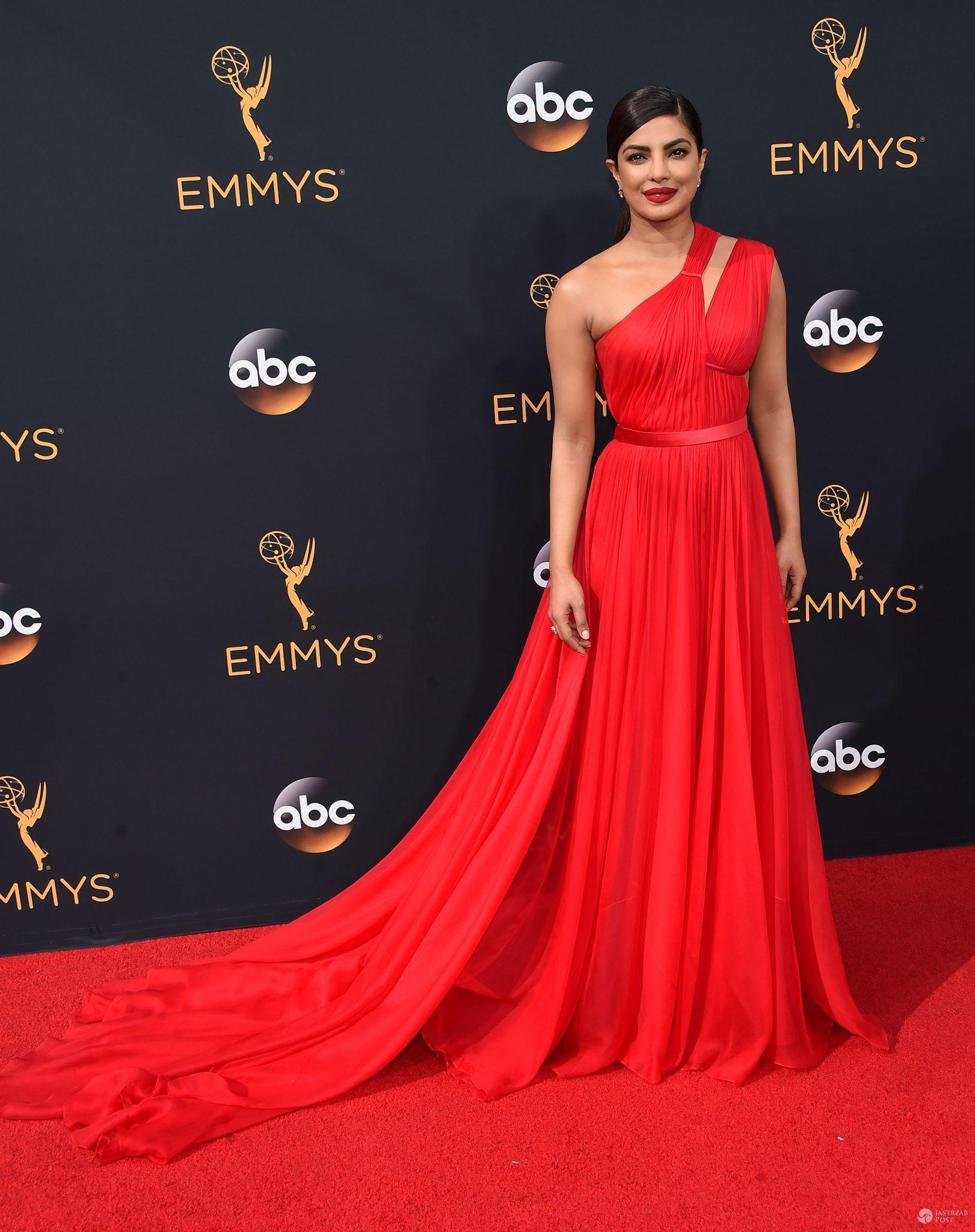 Priyanka Chopra - Emmy Awards 2016
