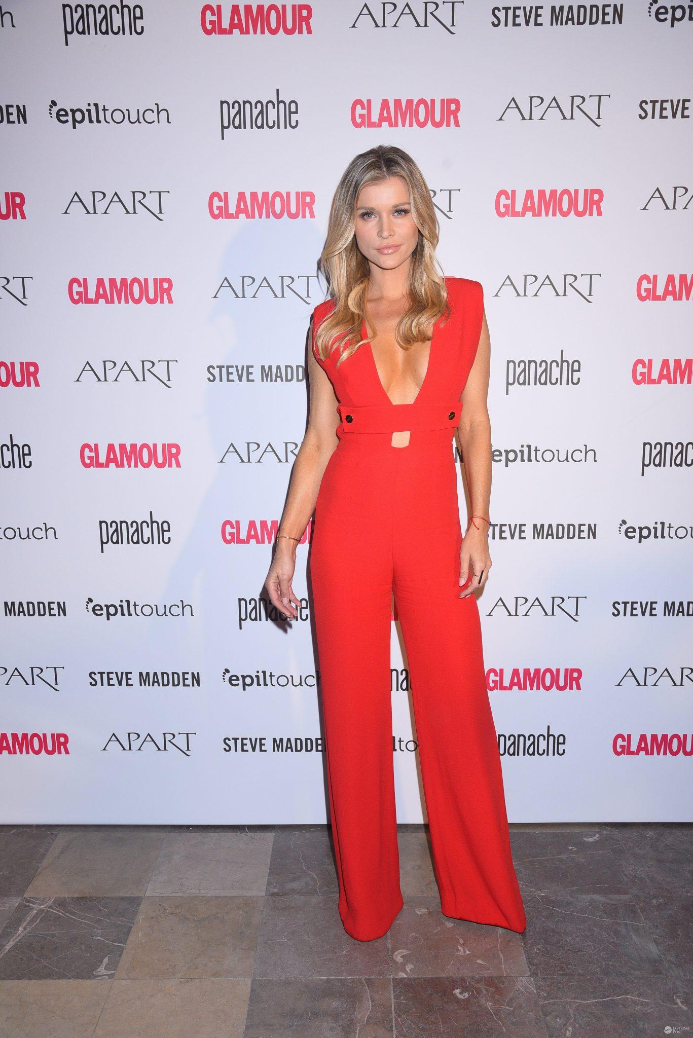 Joanna Krupa Kobieta Roku Glamour 2016