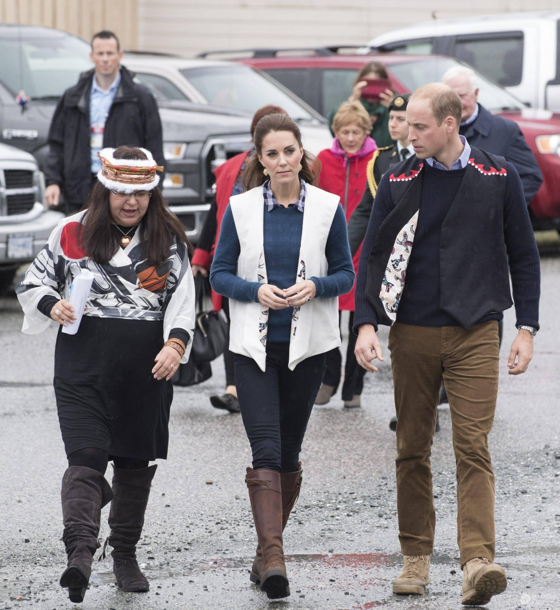 William i Kate nie mogą zamówić dania na dowóz