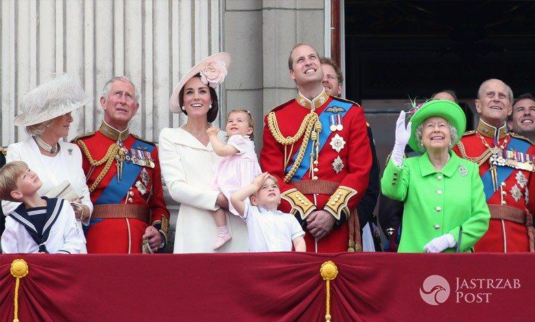 Brytyjska rodzina królewska, coming out
