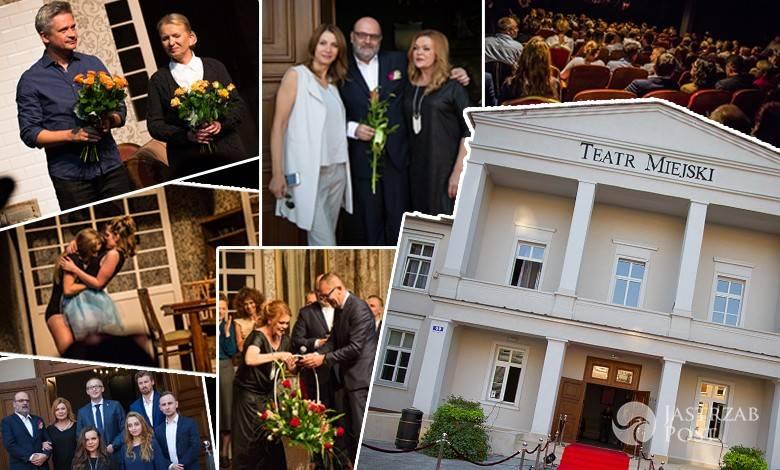 Otwarcie Teatru Miejskiego w Lesznie