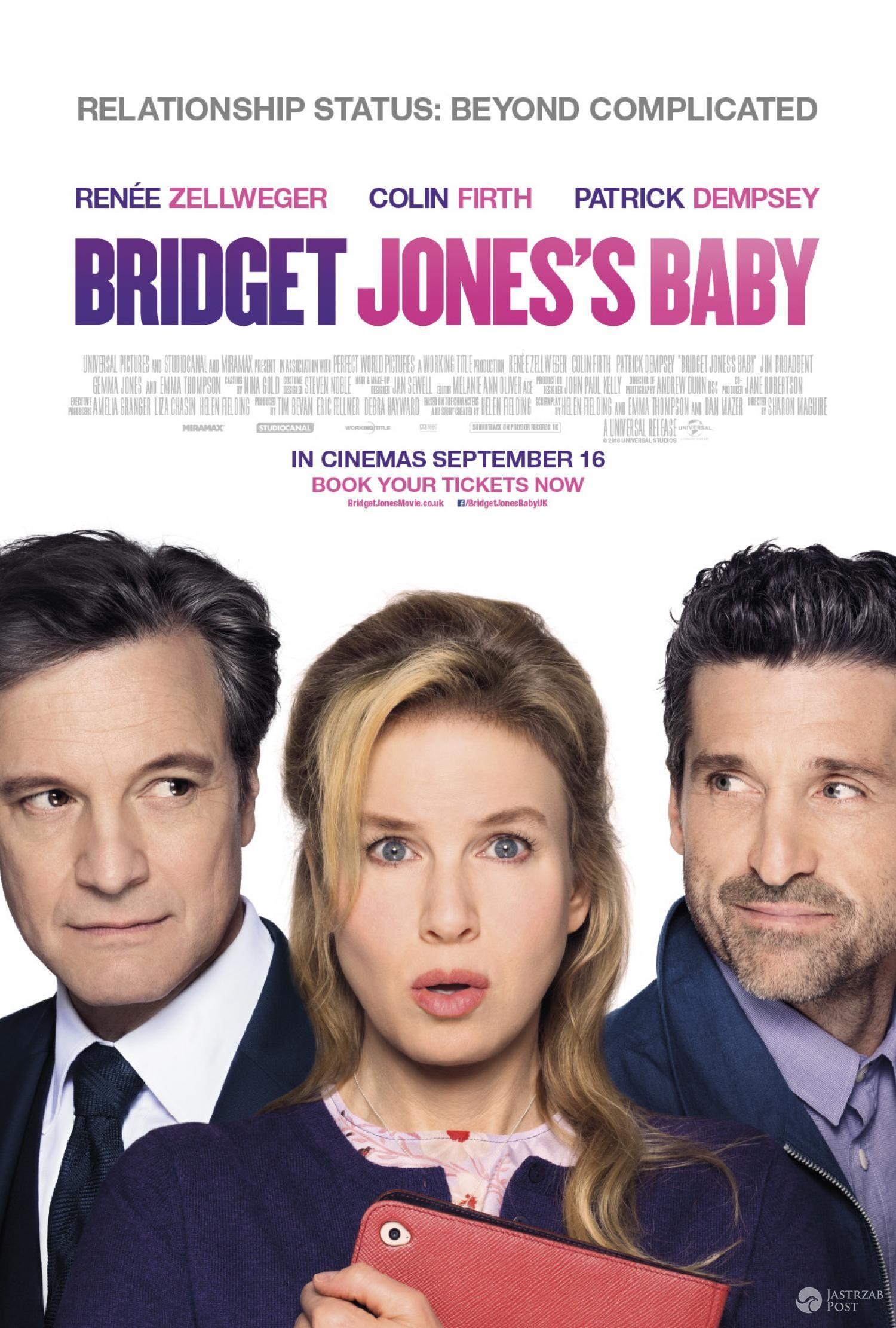 Bridget Jones Baby z Kasią Kołeczek