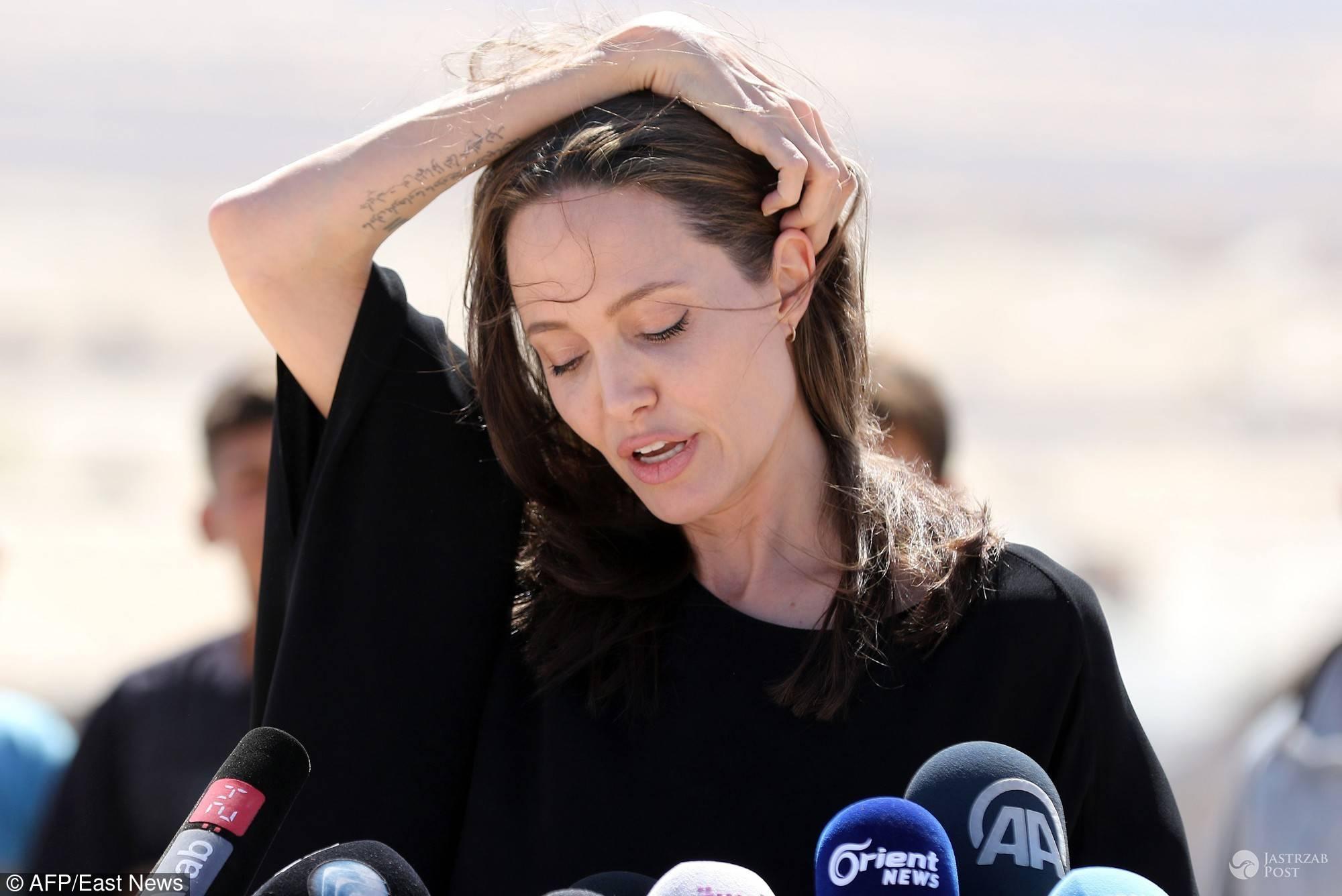 Angelina Jolie trafiła do szpitala dla psychicznie i nerwowo chorych?