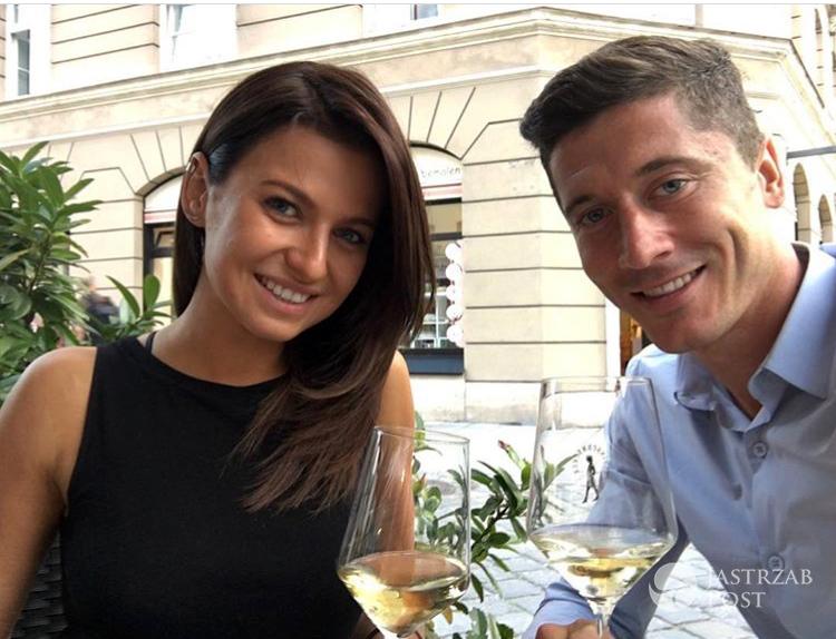 Anna Lewandowska świętuje 28 urodziny z Robertem