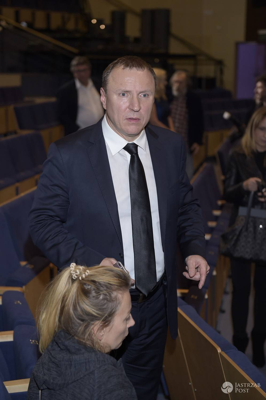 Jacek Kurski na Festiwalu Filmowym w Gdyni