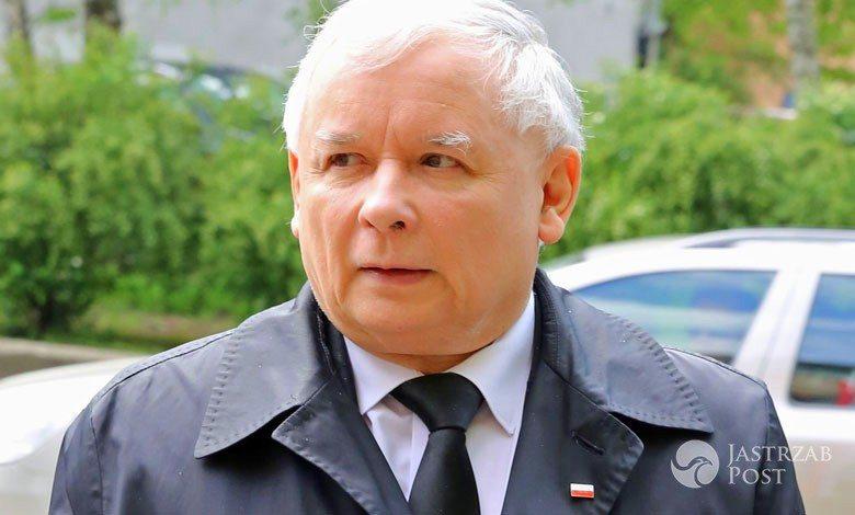 Jarosław Kaczyński napisał testament