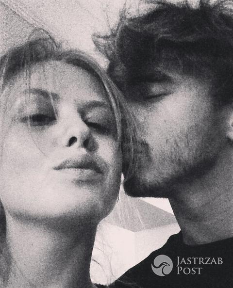 Anna Karczmarczyk i Pascal Litwin na romantycznym zdjęciu