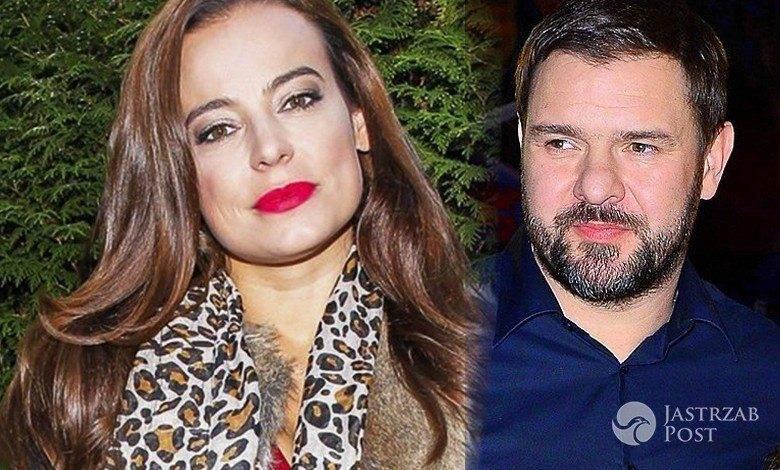 Tomasz Karolak i Anna Mucha