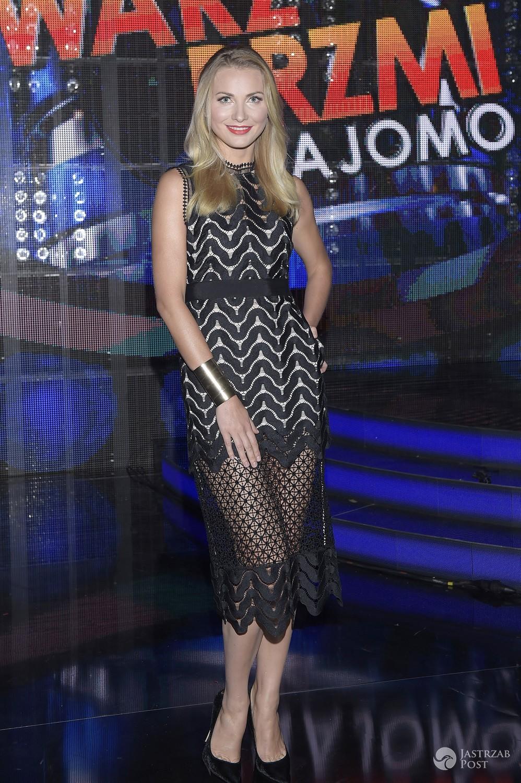 Joanna Moro w programie