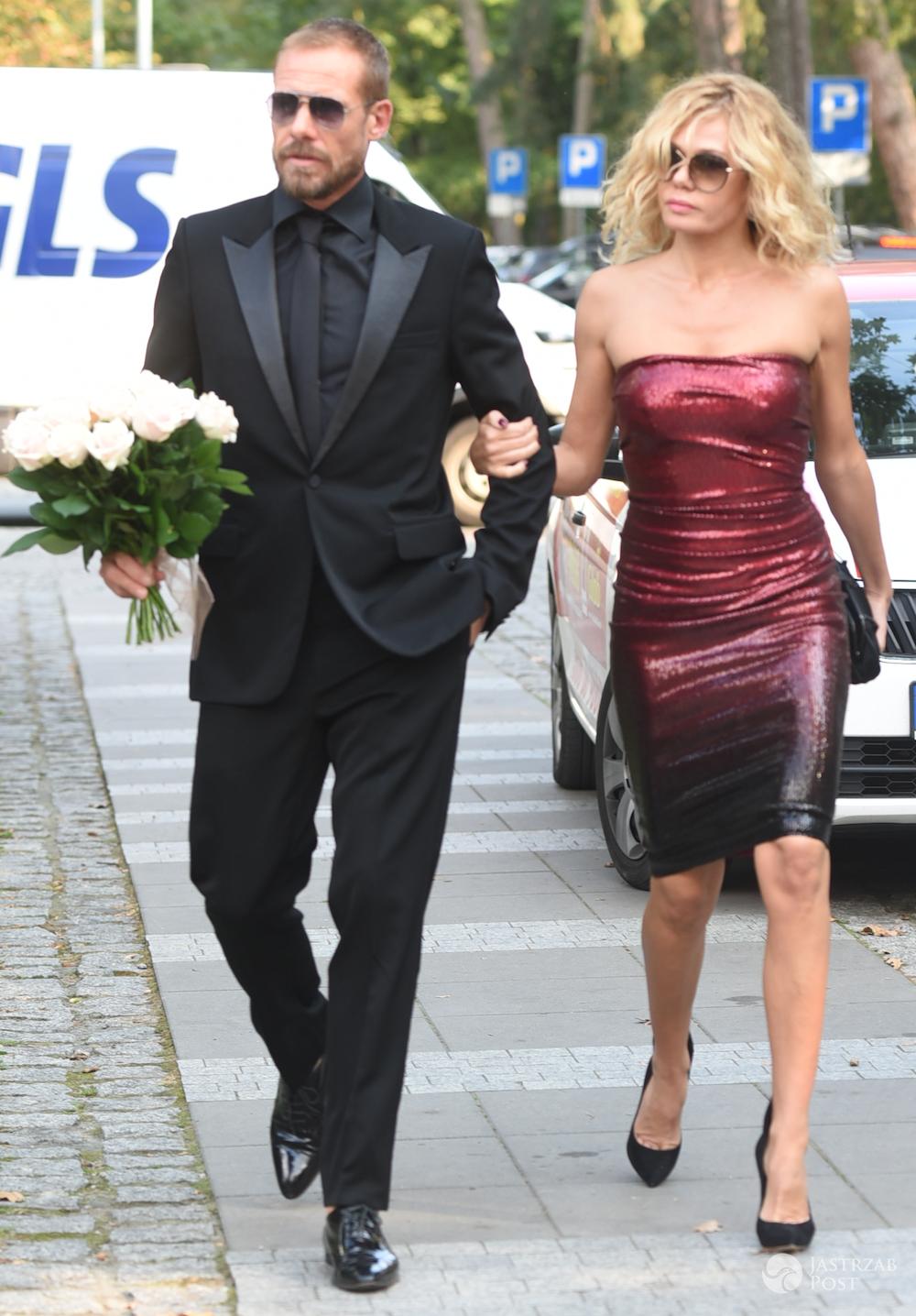 Kasia Wołejnio i Rinke Rooyens na ślubie