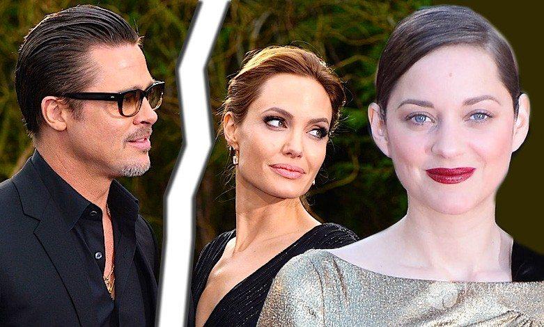Marion Cotillard o rozwodzie Angeliny Jolie i Brada Pitta