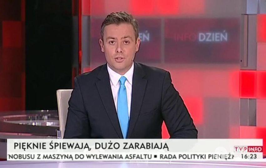 Michał Cholewiński poprowadzi Teleexpress