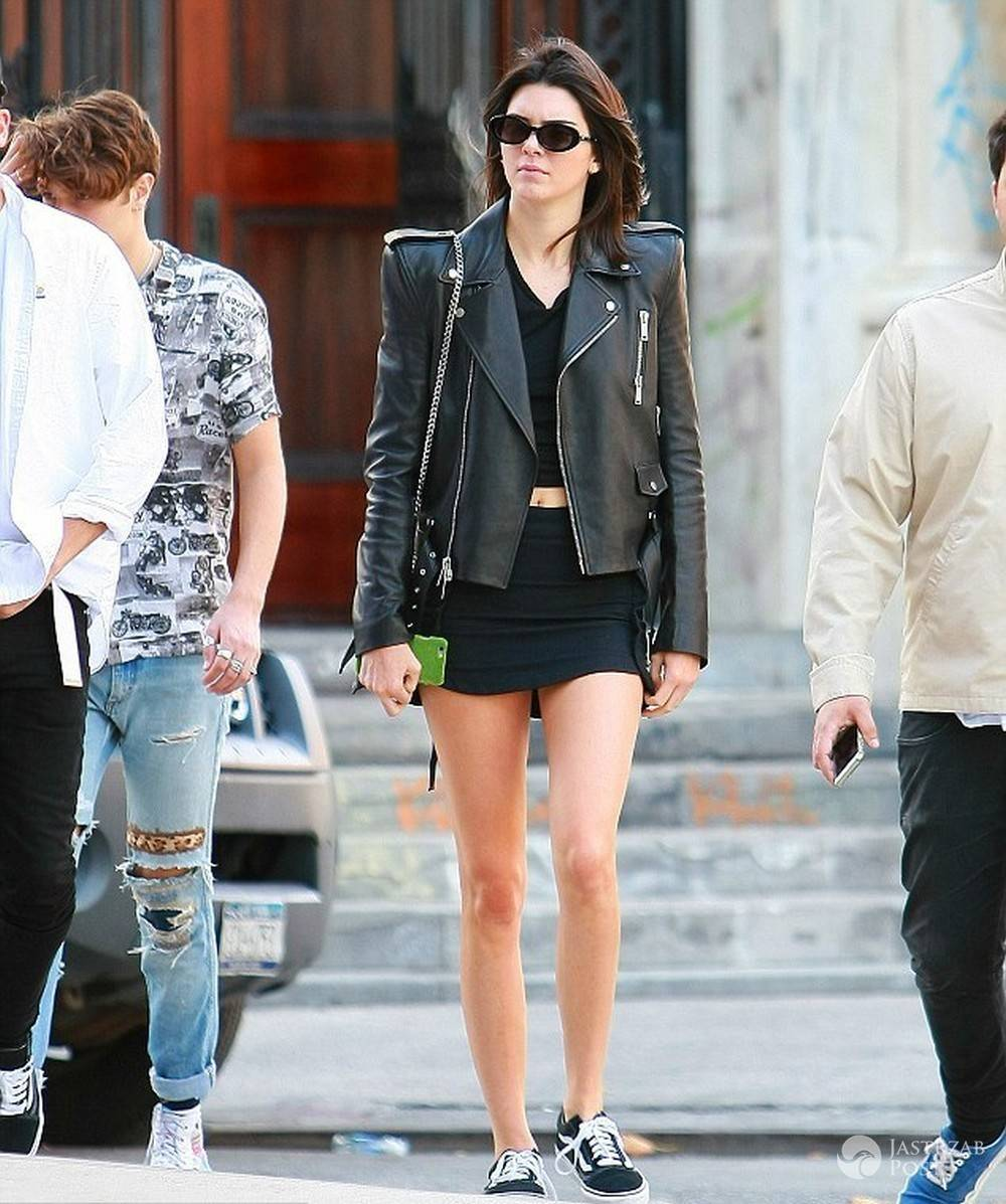 Kendall Jenner na randce z chłopakiem