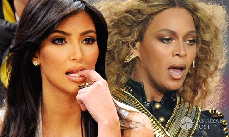 Kim Kardashian śpiewa dla Beyonce