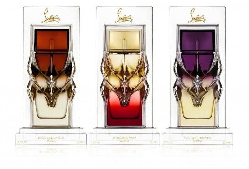 Christian Louboutin perfumy/materiały prasowe