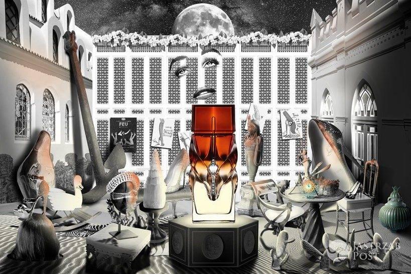 Christian Louboutin perfumy/ materiały prasowe