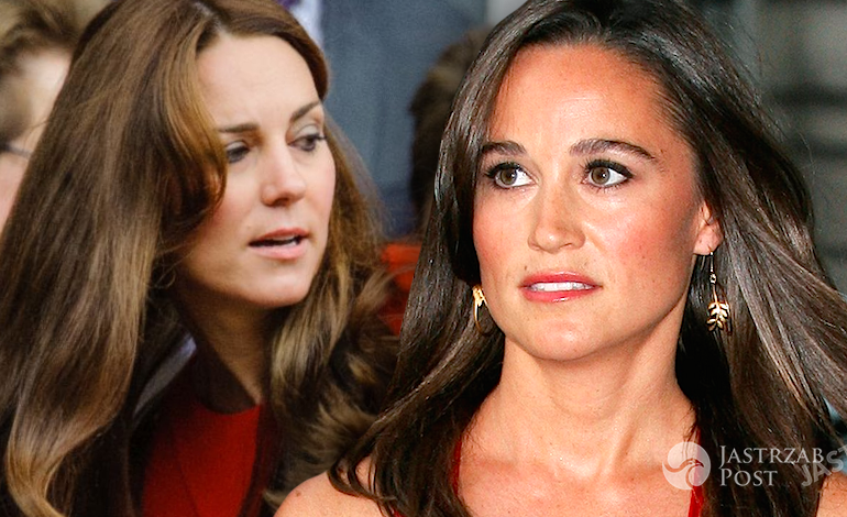 Księżna Kate i Pippa Middleton