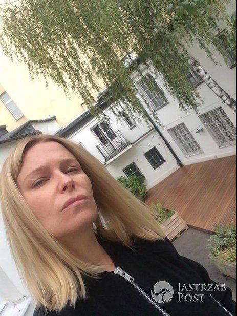 Paulina Młynarska popiera