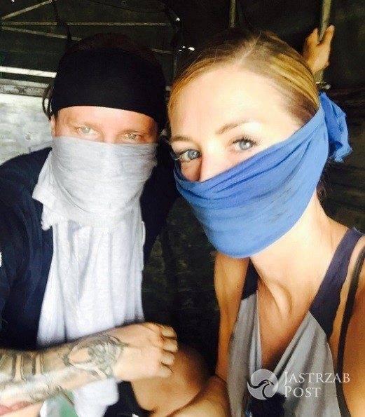 Małgorzata Rozenek i Radosław Majdan - Azja Express