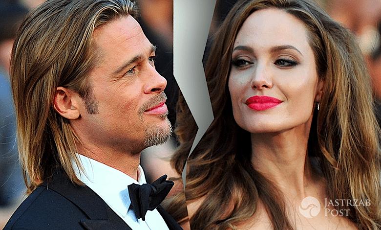 Rozwód Angeliny Jolie i Brada Pitta