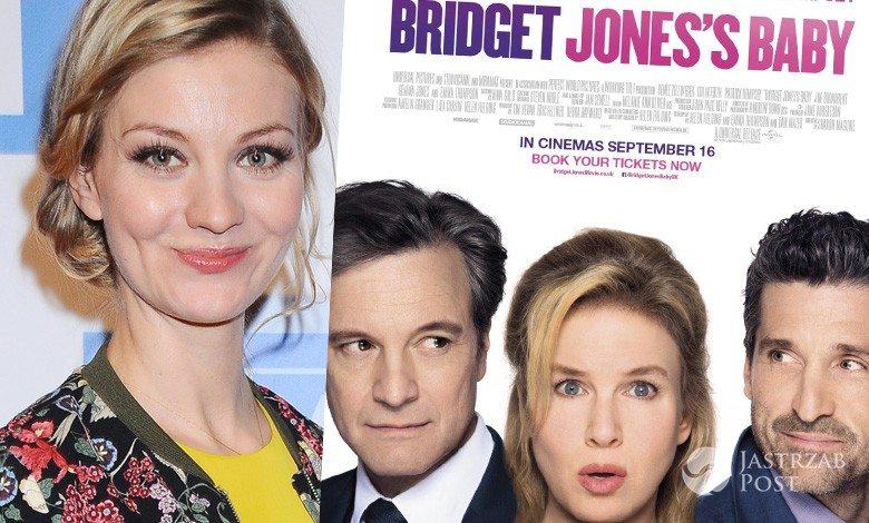Katarzyna Kołeczek w Bridget Jones 3