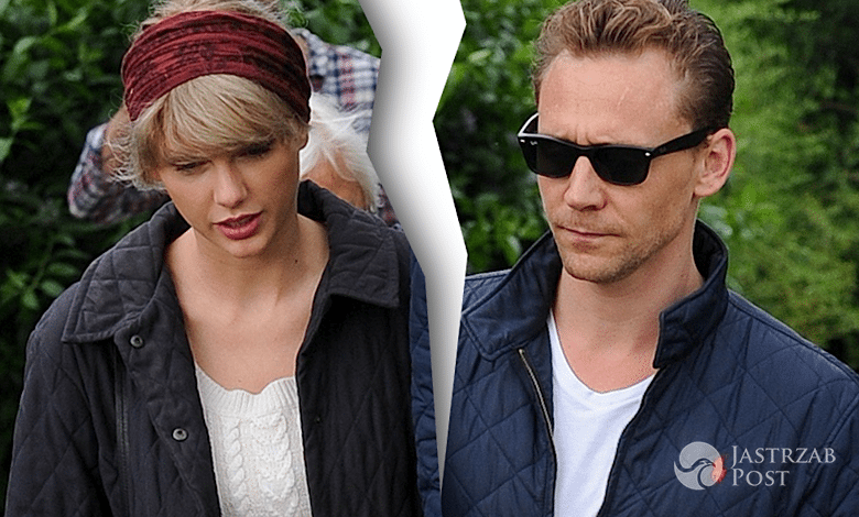 Taylor Swift i Tom Hiddleston rozstali się