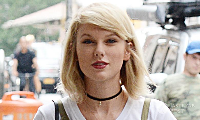 Taylor Swift w młodzieżowej stylizacji
