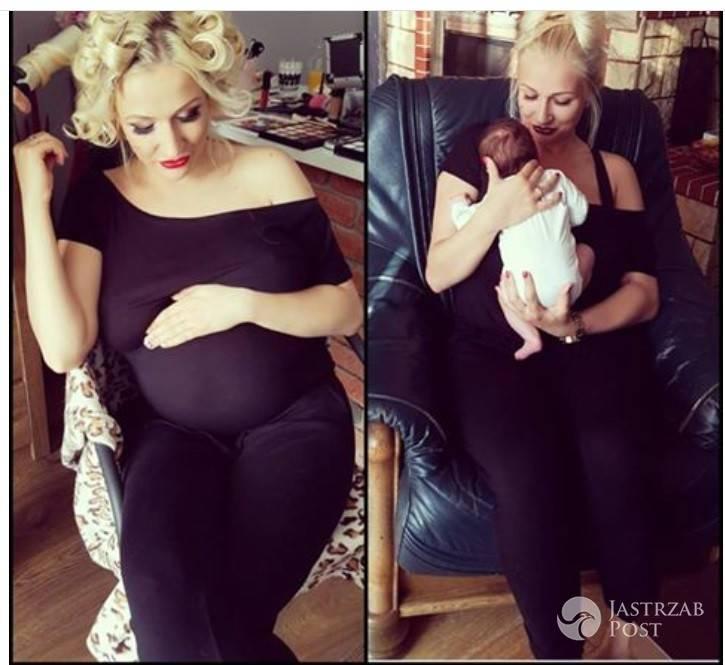 Eliza z Warsaw Shore pierwszy raz pokazała twarz miesięcznej córeczki. Wygląda uroczo! zdjecie 1