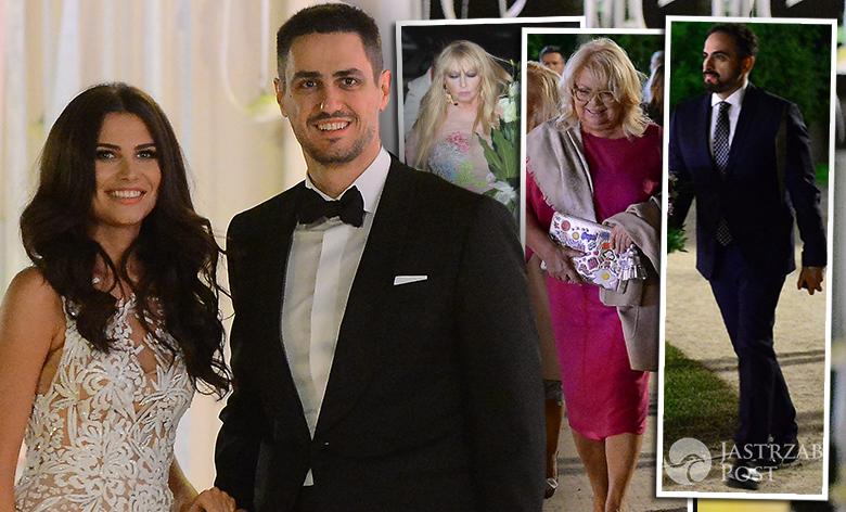 Zdjęcia ze ślubu Tobiasa Solorza i Moniki Suchockiej