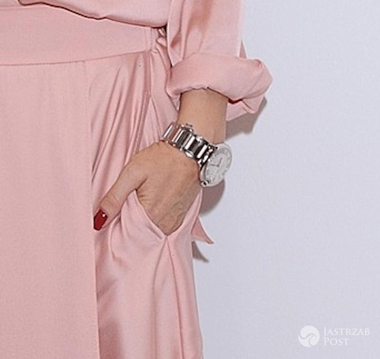 Małgorzata Rozenek dostała zegarek Cartier od męża