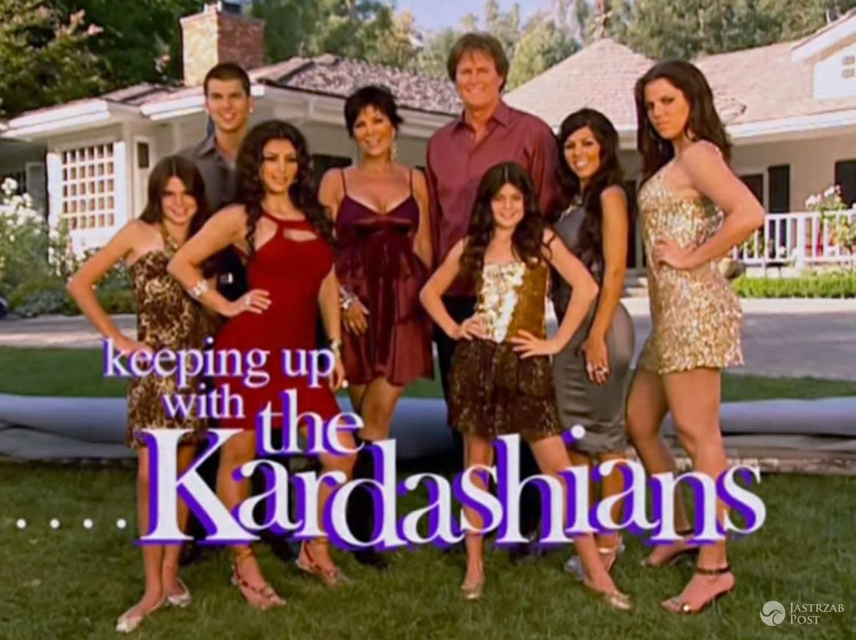 Pierwszy sezon Keeping up with the Kardashians
