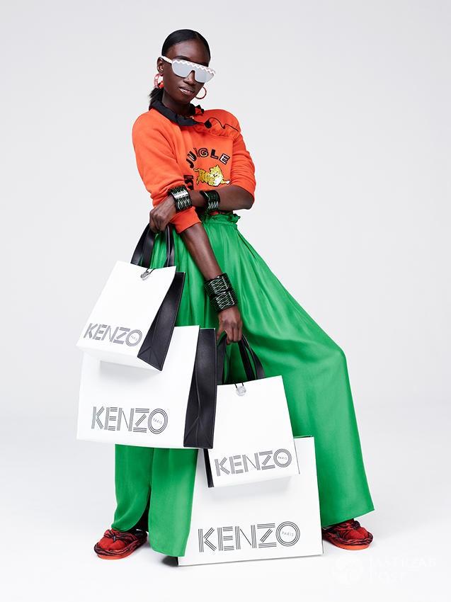Kenzo dla H&M - cała kolekcja