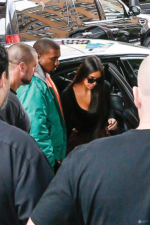 Pierwsze zdjęcia Kim Kardashian i Kanye Westa po napadzie