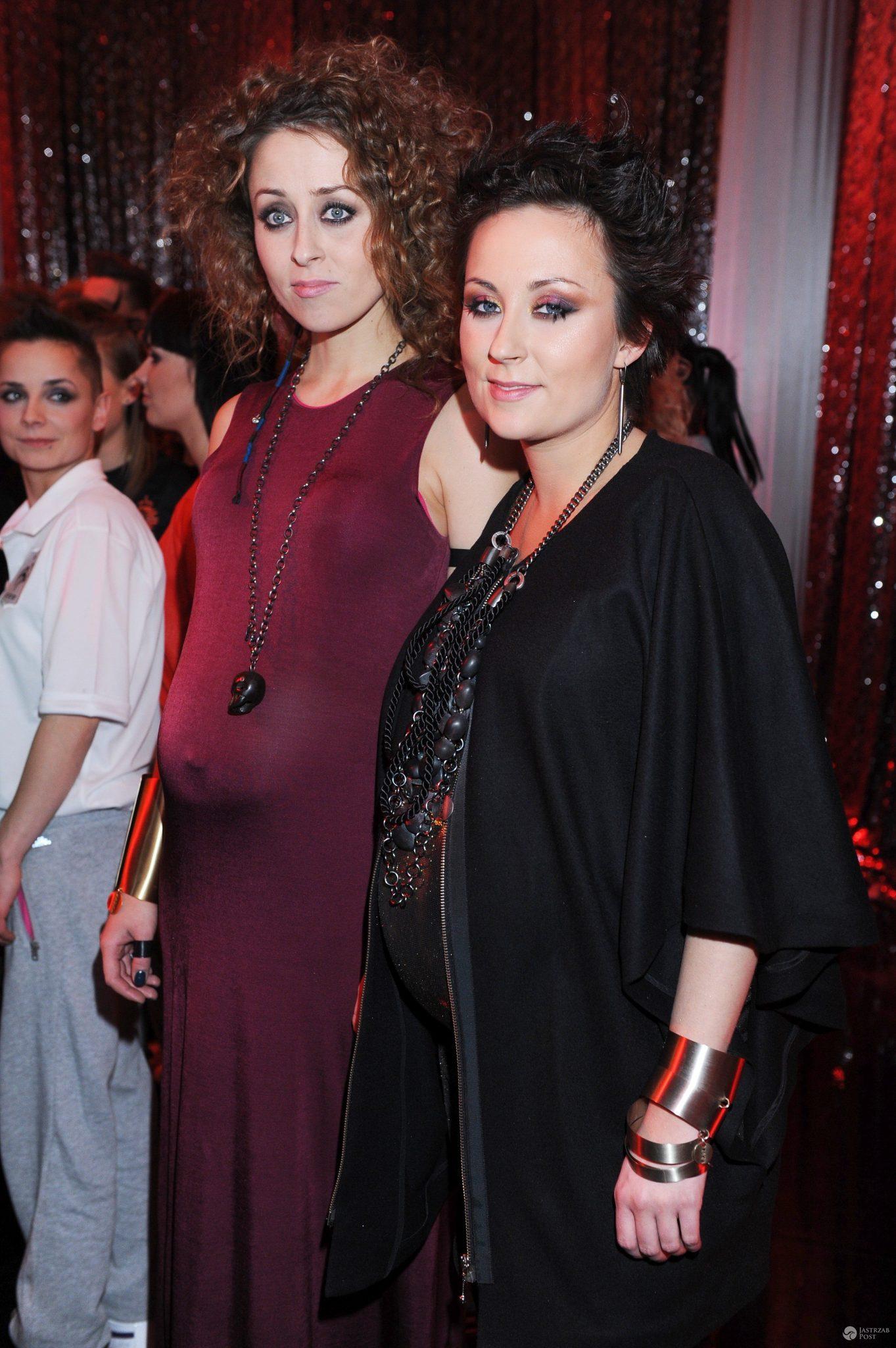 Natalia Przybysz w ciąży z siostrą Pauliną