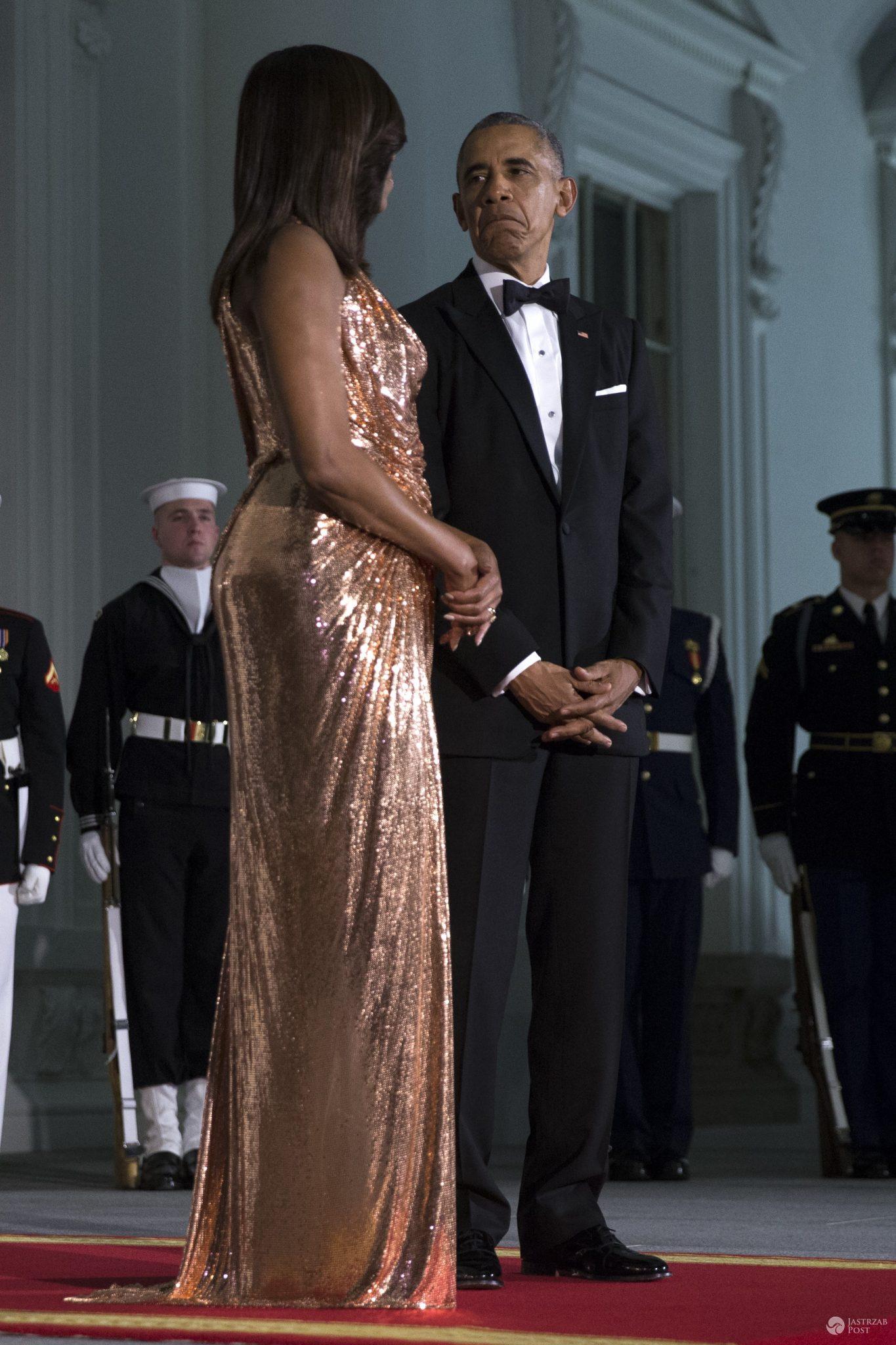 Michelle Obama waży 100 kilo