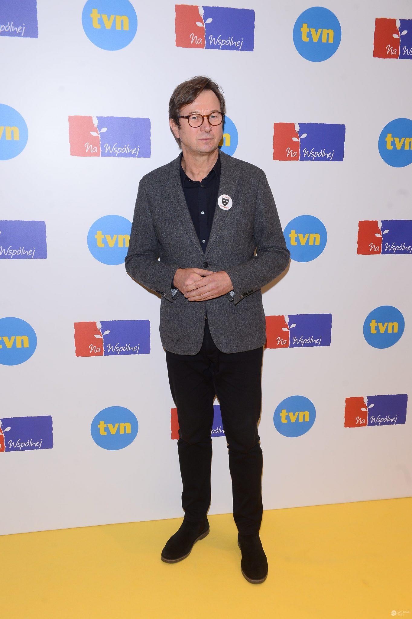 Piotr Cyrwus - konferencja Na Wspólnej