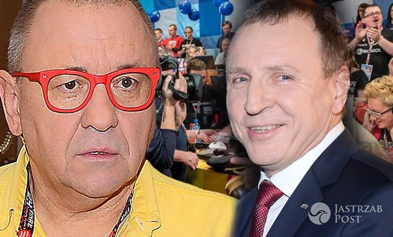 Jurek Owsiak, Jacek Kurski