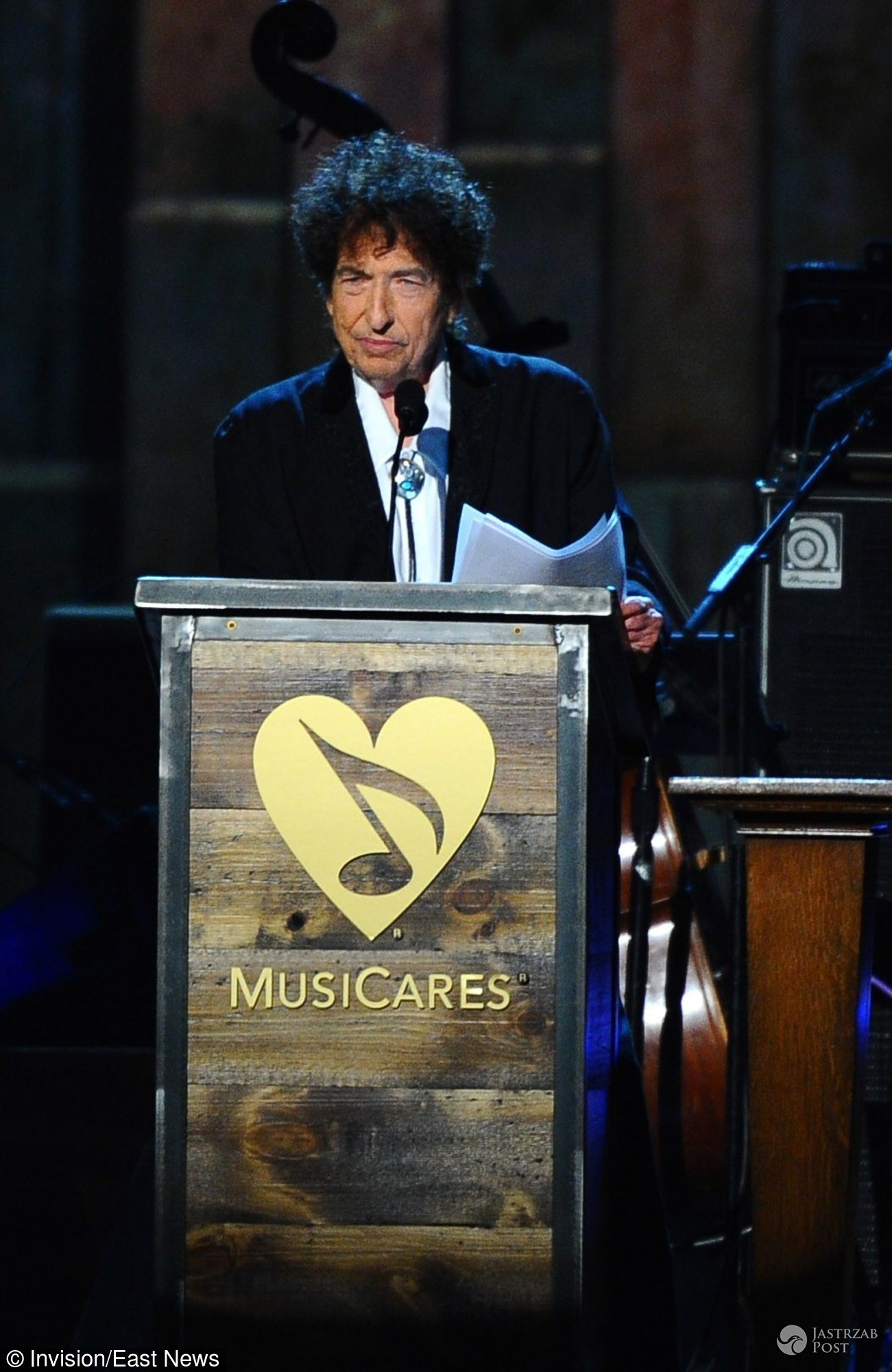 Bob Dylan dostał nagrodę Nobla