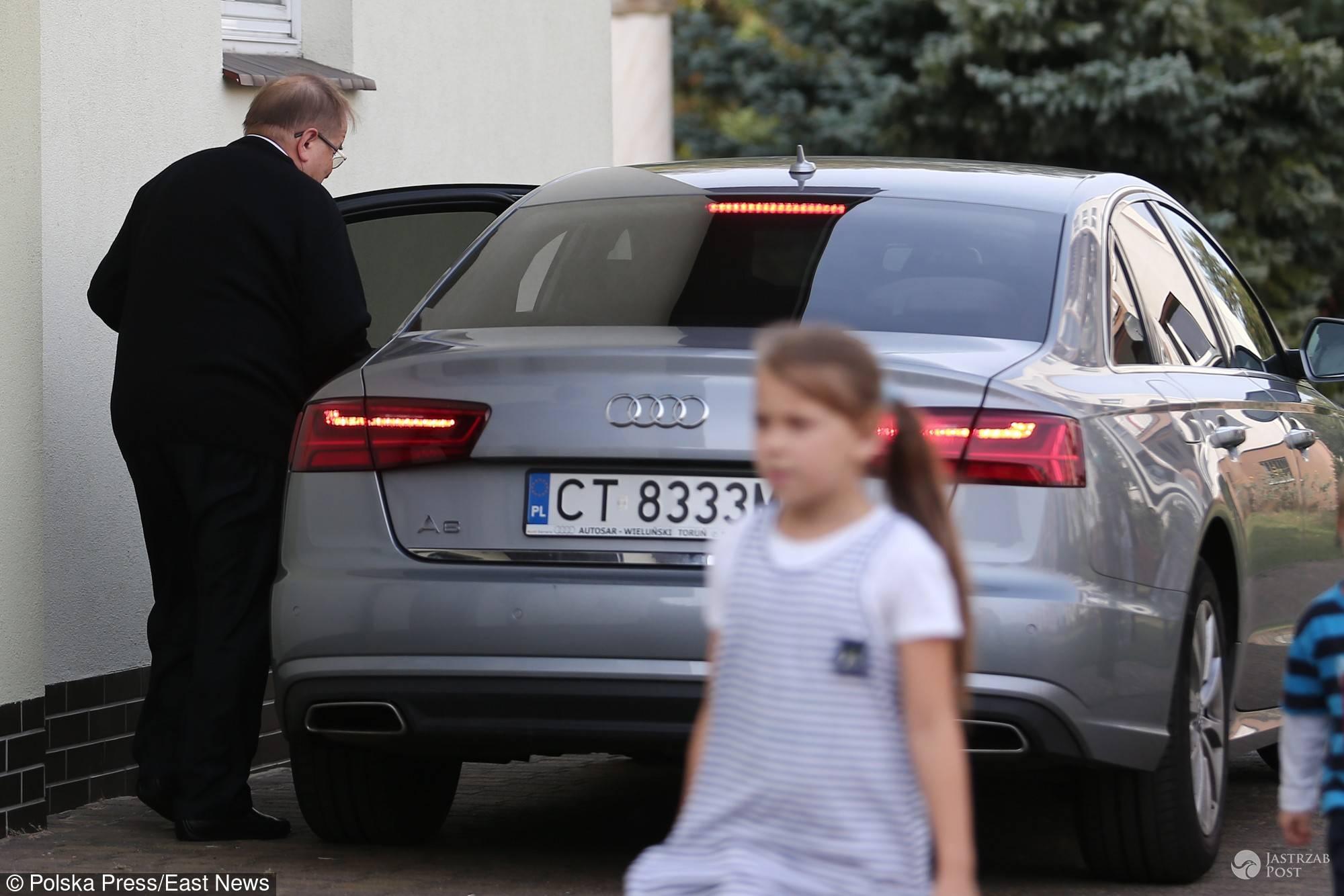 Ojciec Tadeusz Rydzyk na ślubie córki Beaty Kępy w Sycowie 2016!