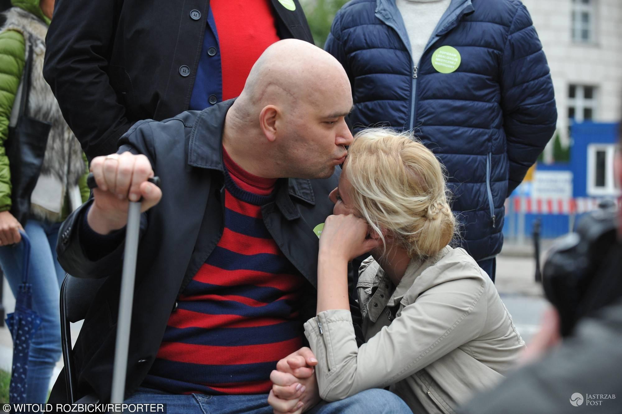 Anna Monkos i Tomasz Kalita wzięli ślub
