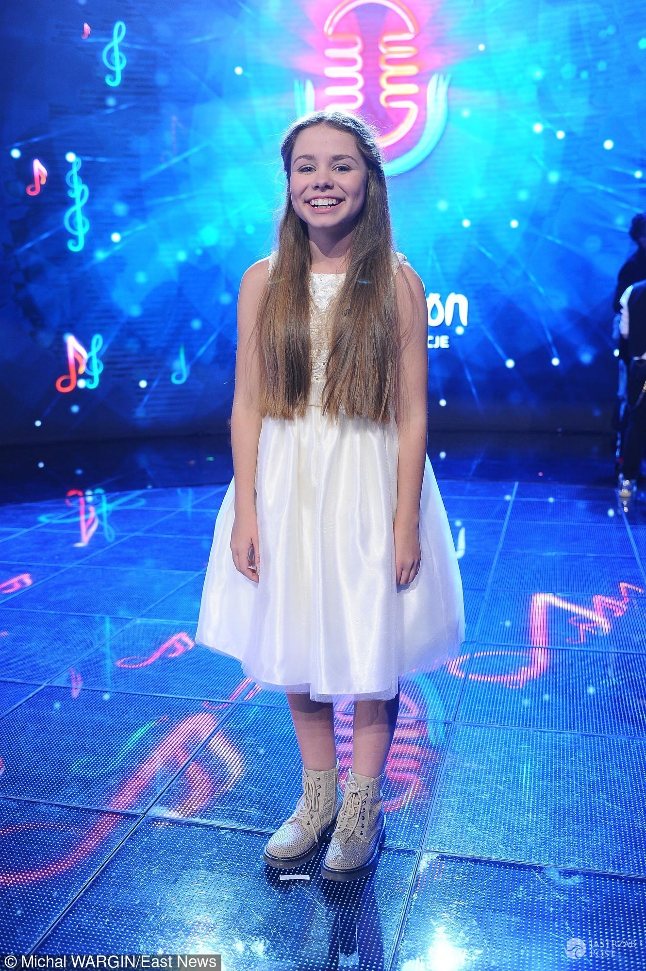 Olivia Wieczorek na Eurowizji Junior 2016