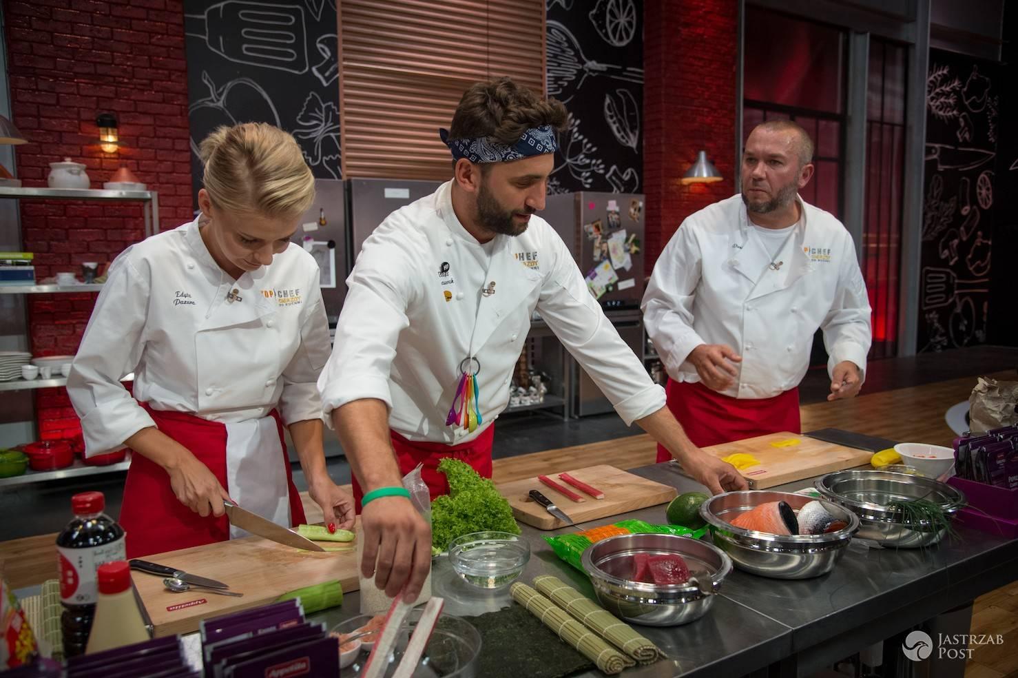 Top Chef. Gwiazdy od kuchni