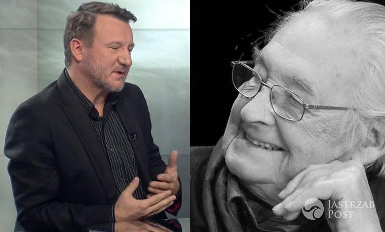 Robert Więckiewicz o Andrzeju Wajdzie