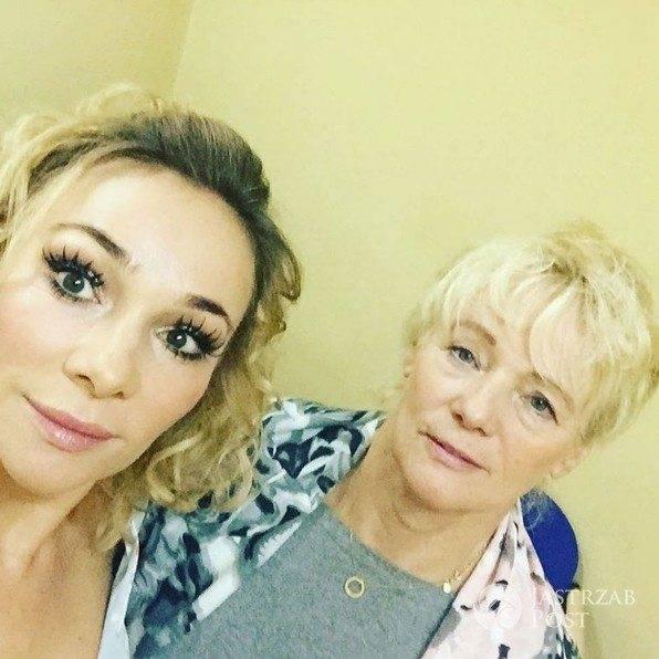 Sonia Bohosiewicz z mamą