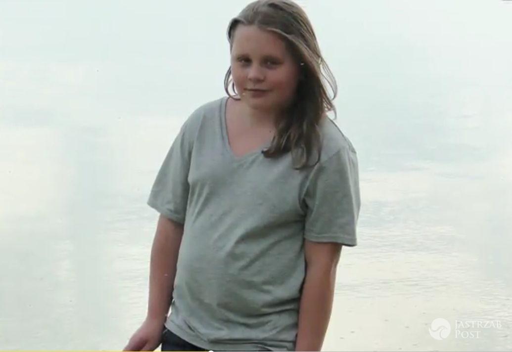 Kamila Warzecha pokazała zdjęcia z dzieciństwa