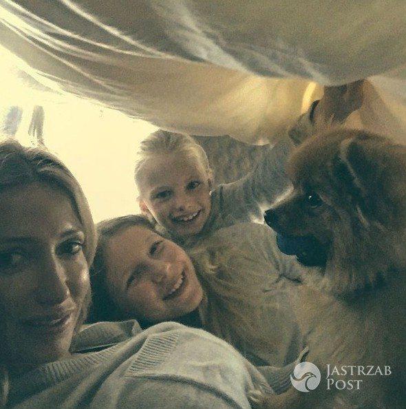 Kate Rozz z dziećmi
