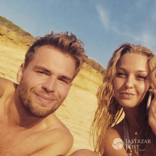 Radosław Mróz i Justyna Śliwowska Instagram