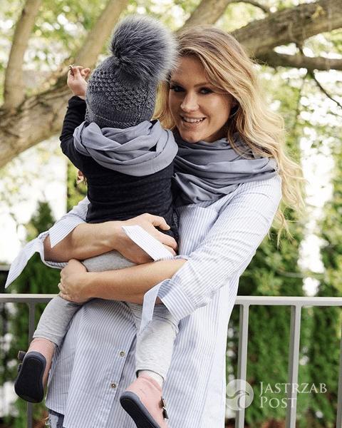Zosia Ślotałą z córeczką na Instagramie